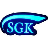SGK Yazılı Led Tabela