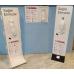 Dezenfektan Standı Ayaklı - Pedallı Hijyen Standı