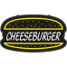 Cheeseburger Led Işıklı Hazır Tabela
