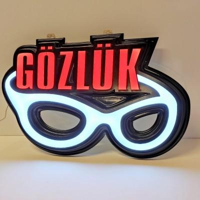 Gözlükçü ve Optikler için Led Gözlük