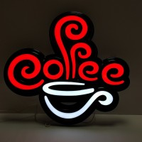 Coffee Tabelası Led Tabela