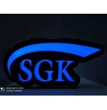 SGK Tabelası - Işıklı SGK Led Tabelası