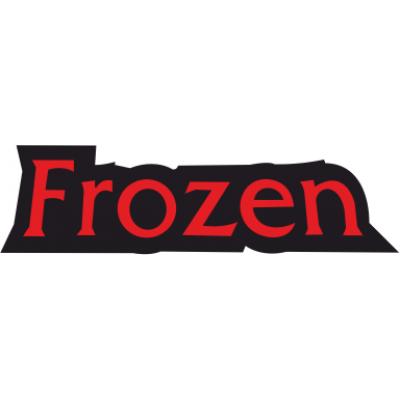 Frozen Led Yazı