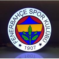 FB Logo - Işıklı FB Tabela