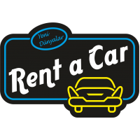 Rent a Car Tabelası