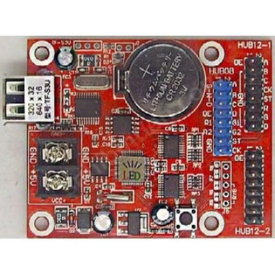 İşlemci TF-S6U - Kayan Yazı P10 Kontrol Kartı