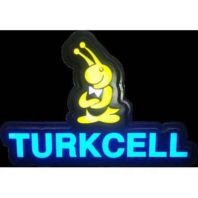 Turkcell Tabelası